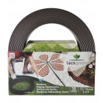 Kit Bordura Lacogreen - 15 metri Cacao