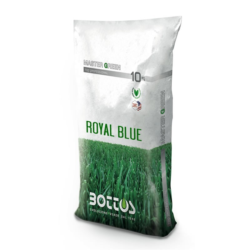 Semente Bottos Master Green Royal Blue 10 kg