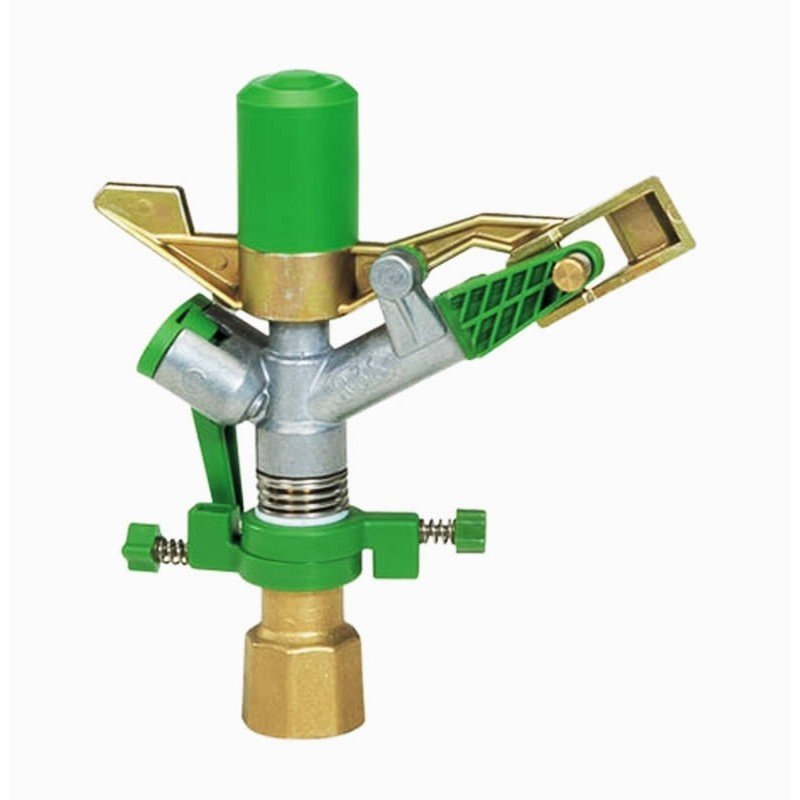 Irrigatore a martelletto professionale in metallo e plastica R3S diam. 3/4""