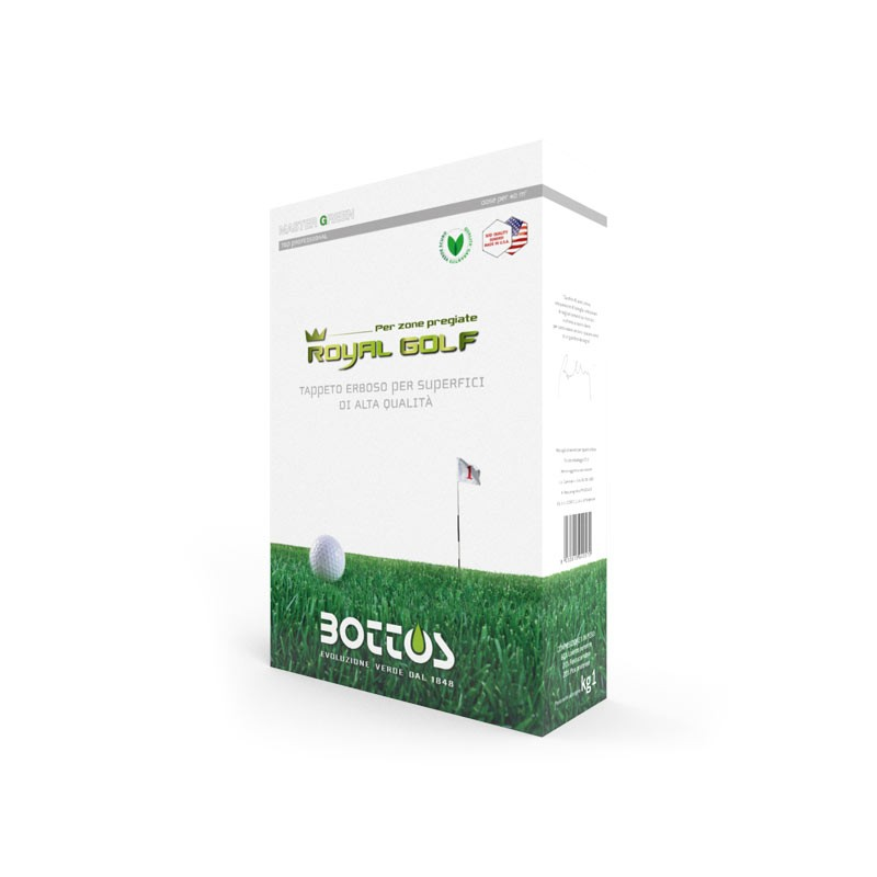 Semente Bottos Master Green Royal Golf